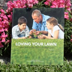 Loving your lawn book