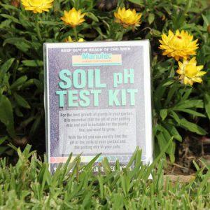 Manutec Soil pH Test Kit
