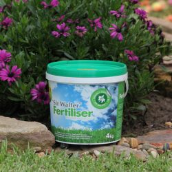 Sir Walter Fertiliser 4kg