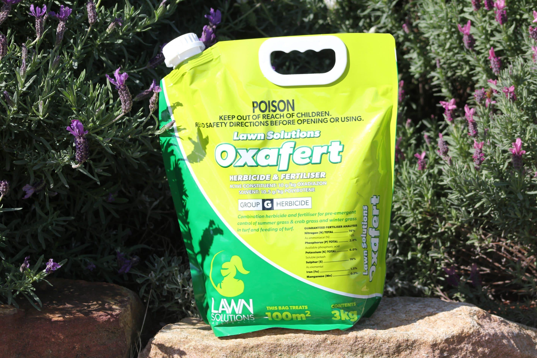 Oxafert Herbicide & Fertiliser