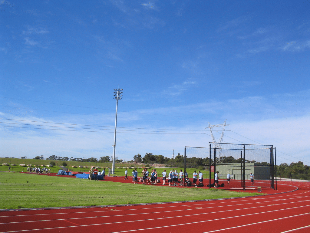 Athletics Track Turf